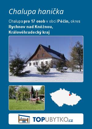 Chalupa hanička - TopUbytko.cz