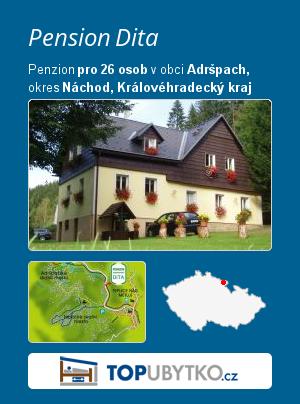 Pension Dita - TopUbytko.cz