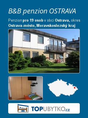 B&B penzion OSTRAVA - TopUbytko.cz