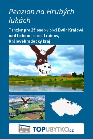 Penzion na Hrubých lukách - TopUbytko.cz