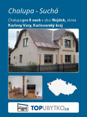 Chalupa - Suchá - TopUbytko.cz