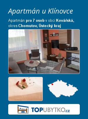 Apartmán u Klínovce - TopUbytko.cz
