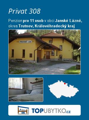 Privat 308 - TopUbytko.cz