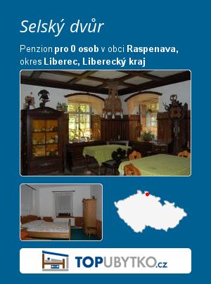 Selský dvůr - TopUbytko.cz