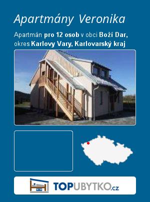 Apartmány Veronika - TopUbytko.cz