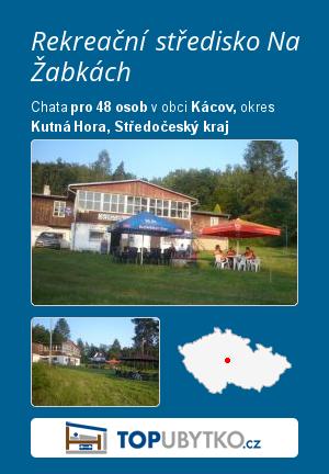 Rekreační středisko Na Žabkách - TopUbytko.cz