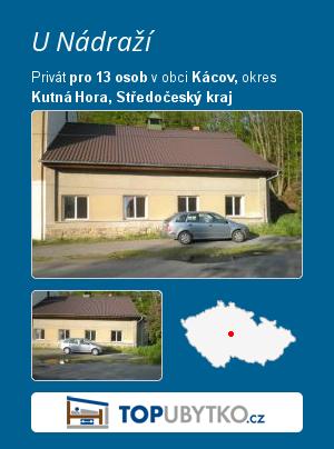 U Nádraží - TopUbytko.cz