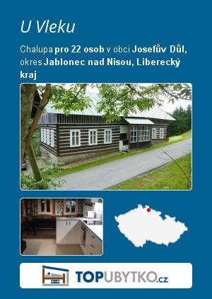 U Vleku - TopUbytko.cz