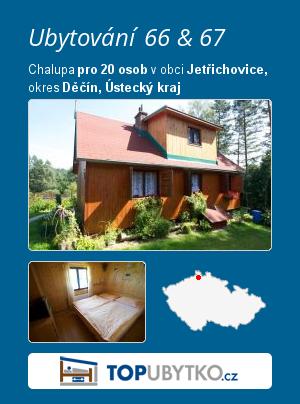 Ubytování 66 & 67 - TopUbytko.cz