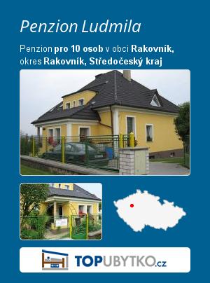 Penzion Ludmila - TopUbytko.cz