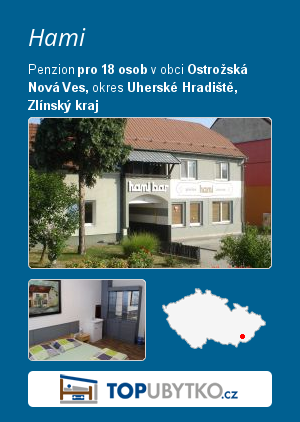 Hami - TopUbytko.cz