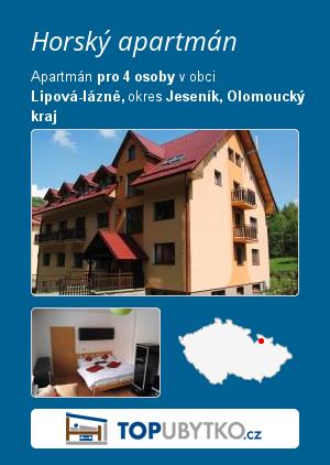 Horský apartmán - TopUbytko.cz