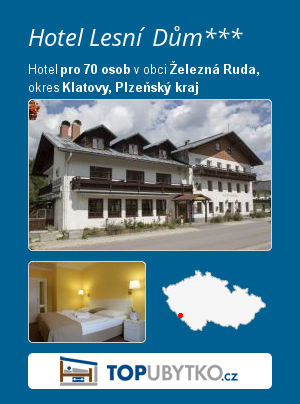 Hotel Lesní Dům*** - TopUbytko.cz