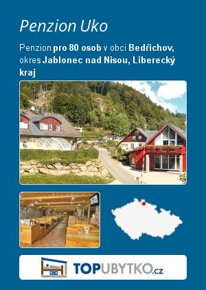 Penzion Uko - TopUbytko.cz