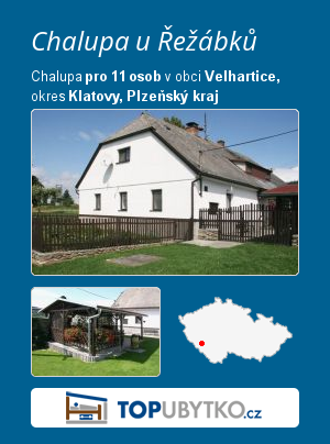 Chalupa u Řežábků - TopUbytko.cz