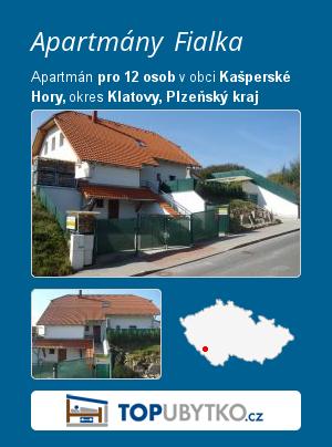 Apartmány Fialka - TopUbytko.cz