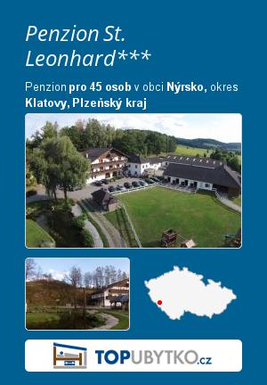 Penzion St. Leonhard*** - TopUbytko.cz