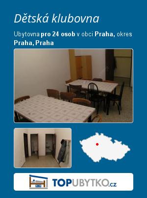 Dětská klubovna - TopUbytko.cz