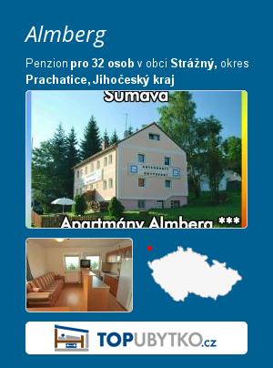 Almberg - TopUbytko.cz